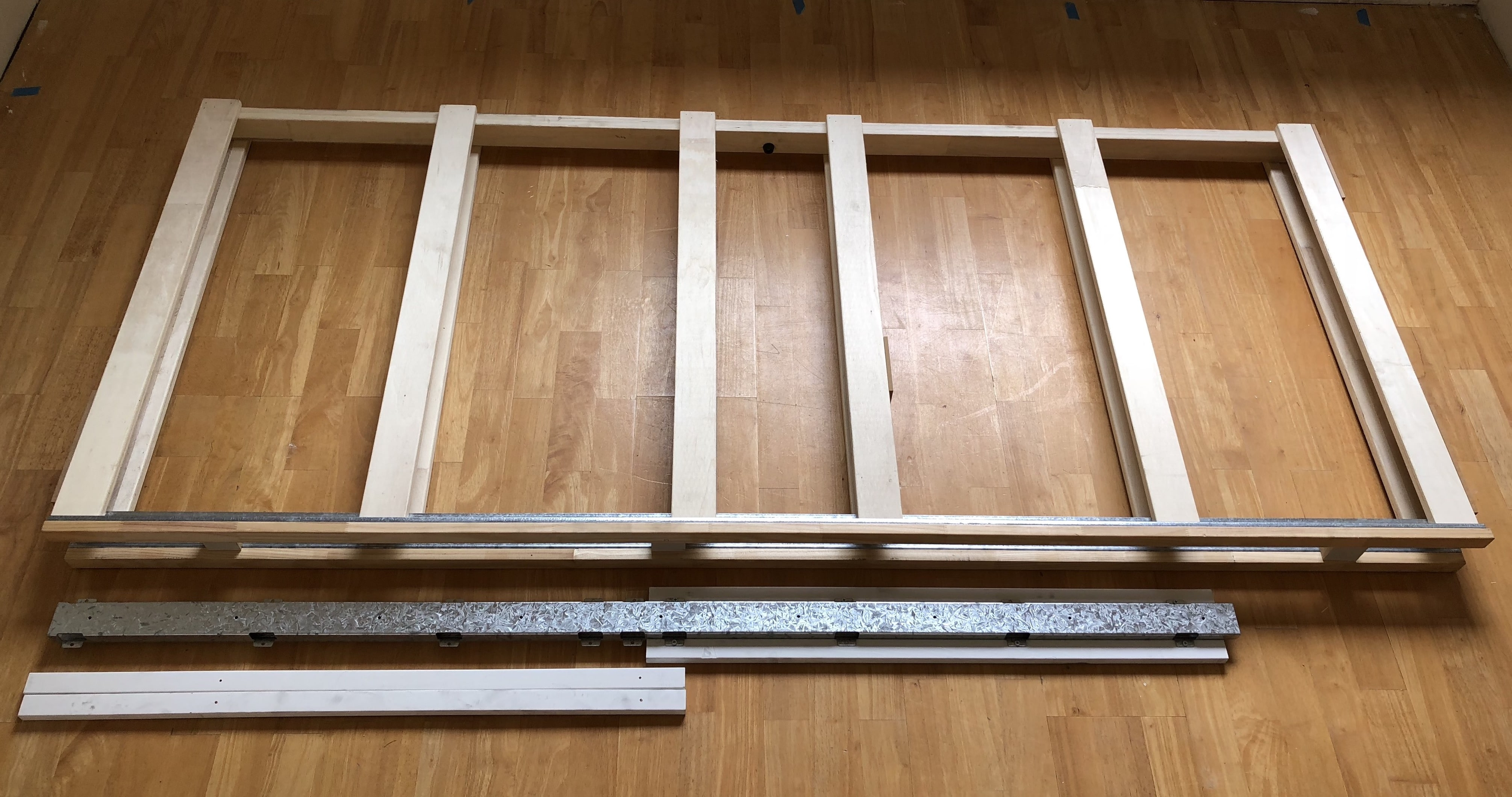 How to Create a Timber Feature Wall
