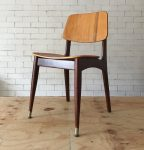 Old Furniture Made New - DIY Dining Chair Refurbished