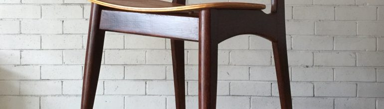Old Furniture Made New – DIY Dining Chair Refurbished