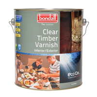 Ecocel Clear Timber Varnish