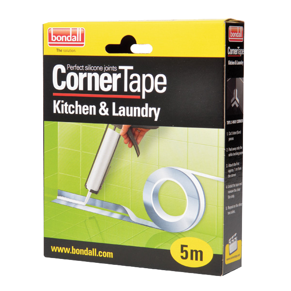Kitchen cornertape