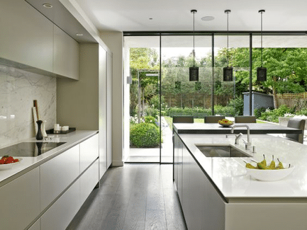 YOUR KITCHEN SPACE: WHEN LESS IS MORE