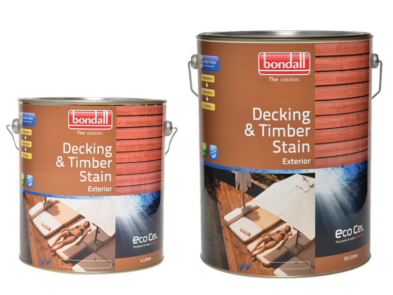 Ecocel Decking & Timber Stain
