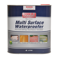 Bondall Multi Surface Waterproofer