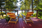 Monocel outdoor chairs