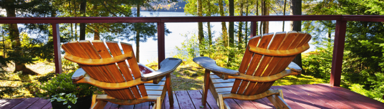 Easy ways to freshen up your outdoor furniture with little effort