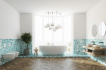7 Brilliant Tile Combinations to Revamp Your Bathroom