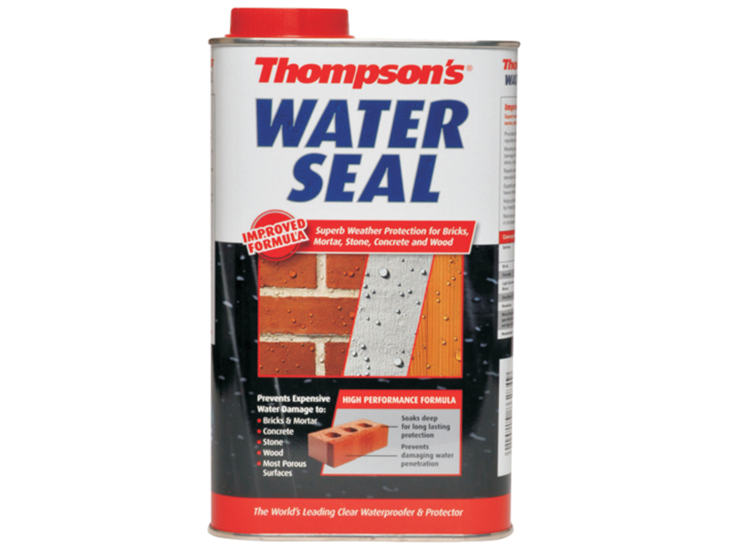 bondall thompson 39 s water seal. Black Bedroom Furniture Sets. Home Design Ideas