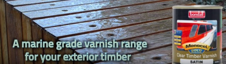 What Is A Marine Grade Wood Varnish? Monocel