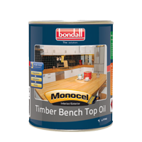 Monocel - Timber Bench Top Oil