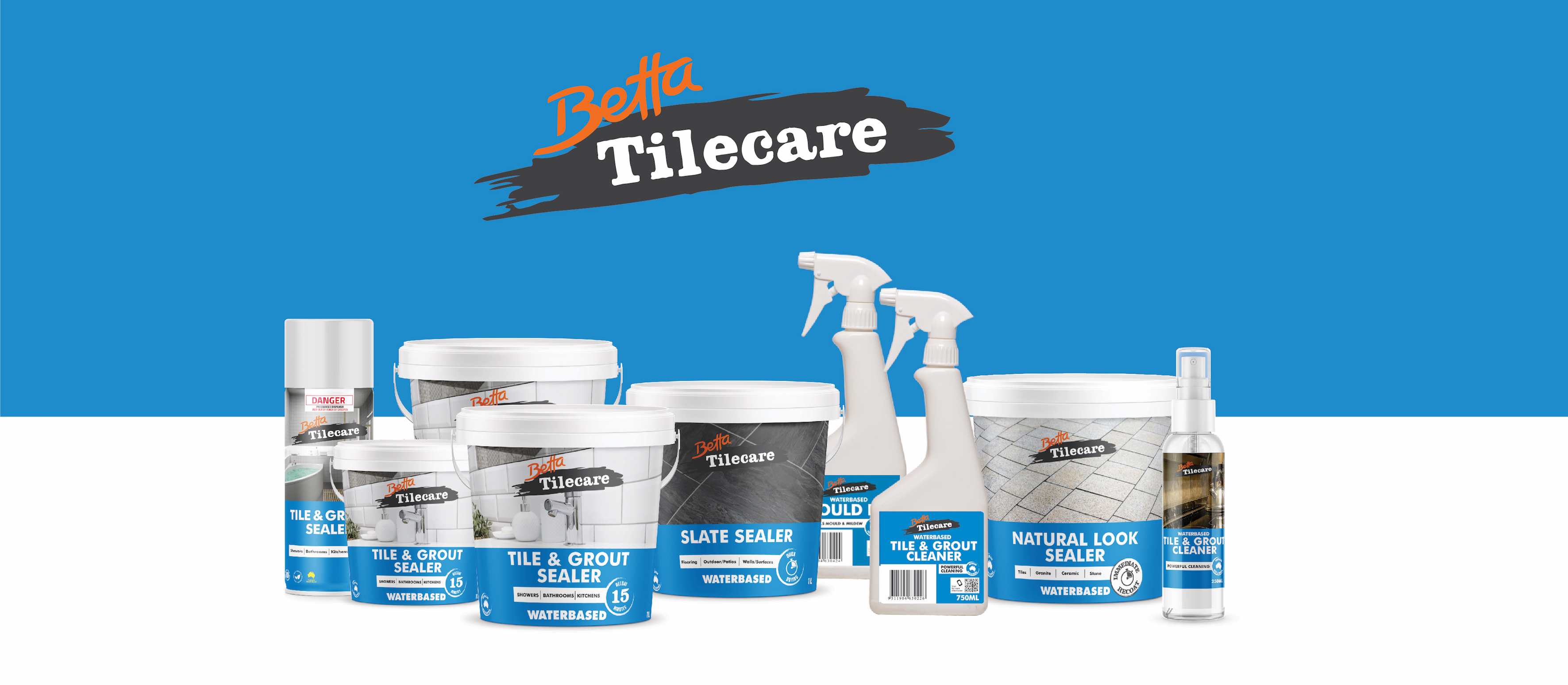 Betta Tilecare - Home