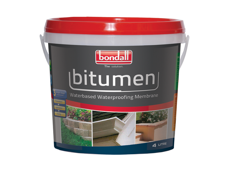 Waterbased Bitumen Membrane