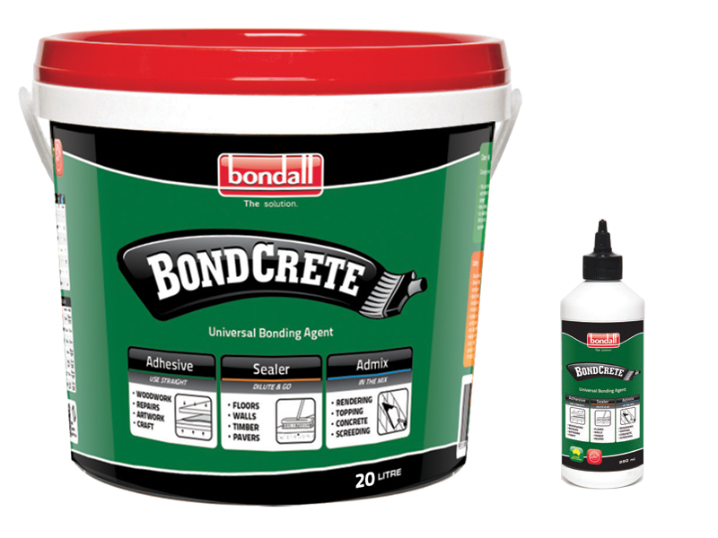 Bondall BondCrete - bonding and sealing agent