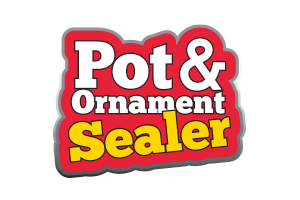 Pot & Ornament Sealers & Cleaners