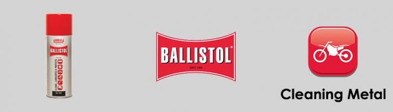 Ballistol For Cleaning Metal