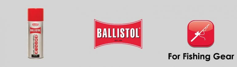 Ballistol For Fishing Gear