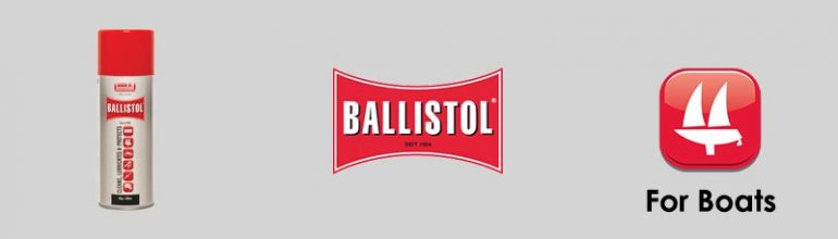 Ballistol For Boats