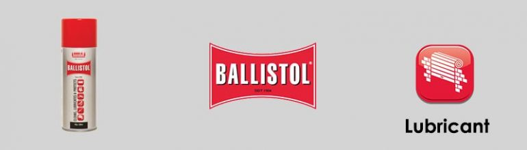 Ballistol For Lubricating