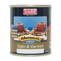 Monocel Gold Stain & Varnish