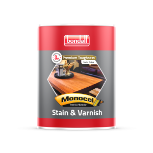 Monocel Stain and Varnish