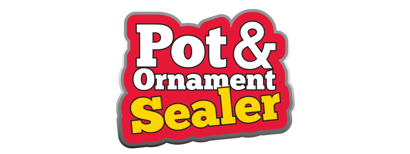 Pot & Ornament Sealer
