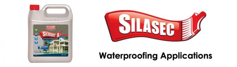 Silasec as a Waterproof Additive
