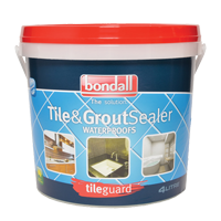 Bondall Tileguard Tile & Grout Sealer