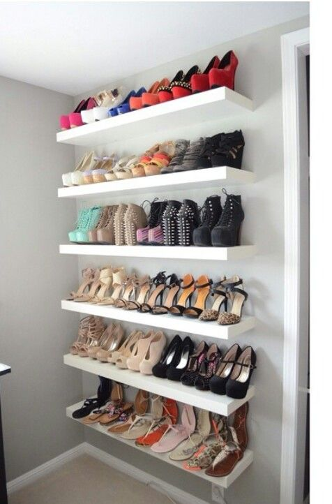7 Floating Shelves That Will Inspire You to Make Your Own