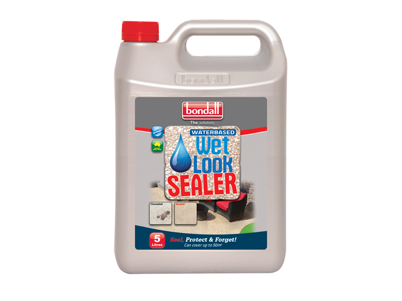 Wet Look Sealer