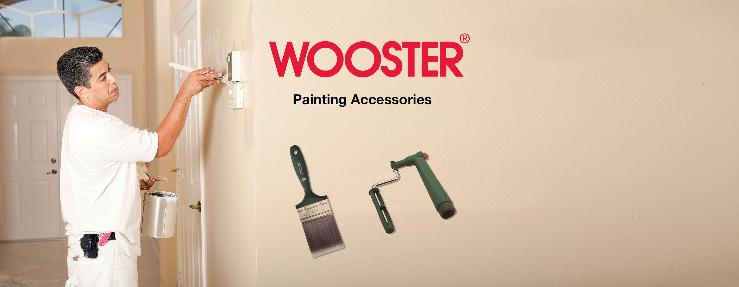 wooster painting accessories